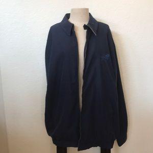Aftco Guy Harvey Jacket blue size 2X